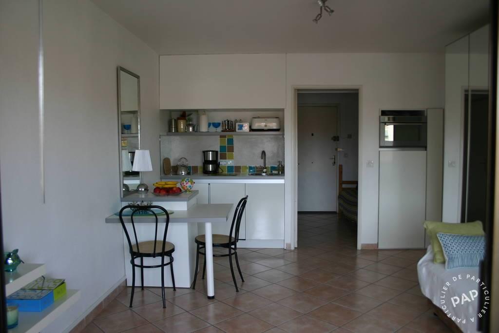 Vente appartement studio Cagnes-sur-Mer (06800)