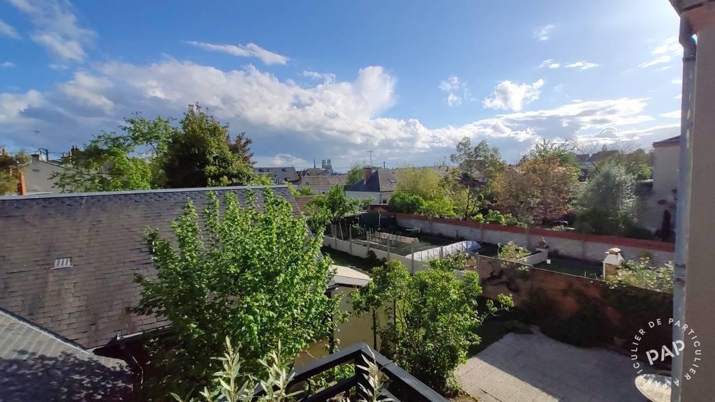 Vente appartement 6 pièces Orléans (45)