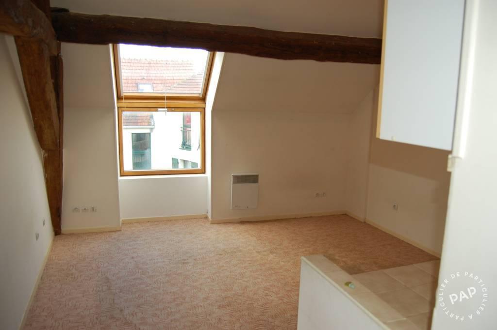 Location Appartement Orry-La-Ville (60560) 20m² 510€