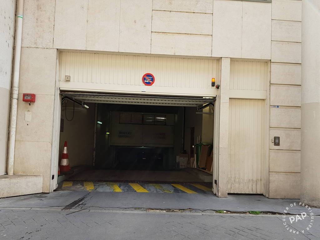 Vente Garage, parking Paris 5E (75005)  47.000€