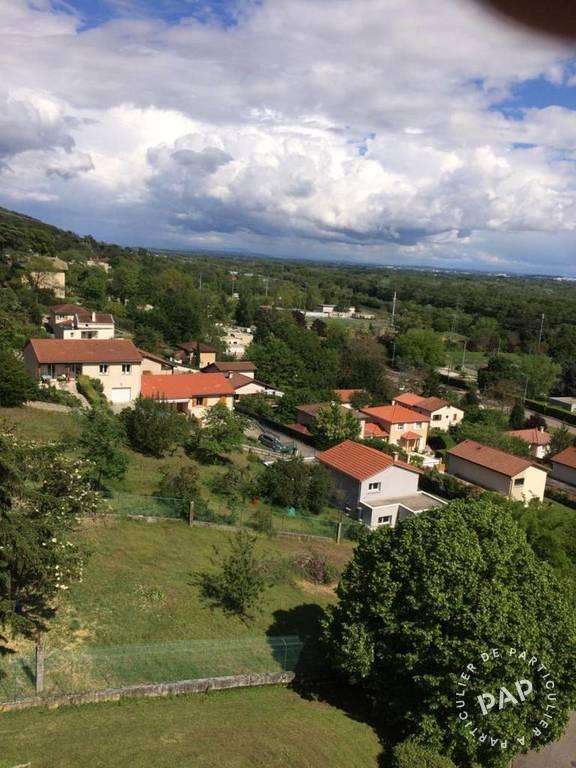 Vente appartement 5 pièces Rillieux-la-Pape (69140)