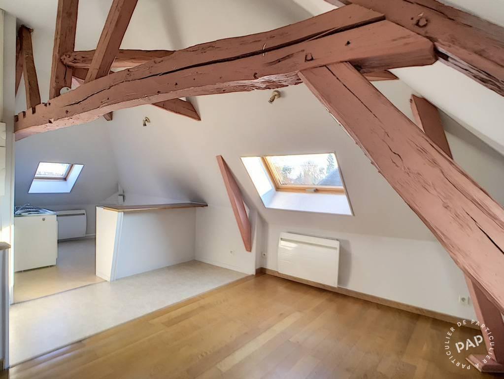 Location appartement studio Bréviandes (10450)