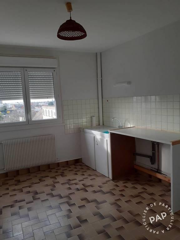 Vente appartement 2 pièces Nevers (58000)