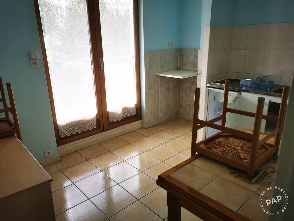 Location Appartement Saint-Martin-D'hères (38400) 26m² 550€