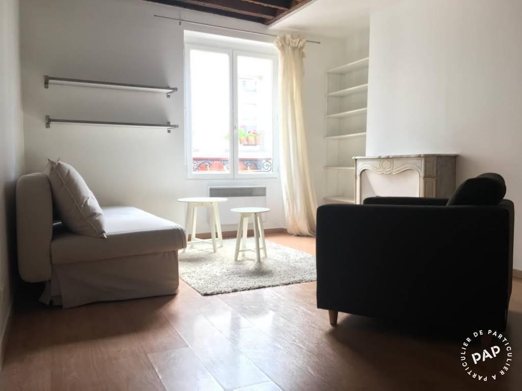 Location Appartement Paris 5E (75005) 35m² 1.350€