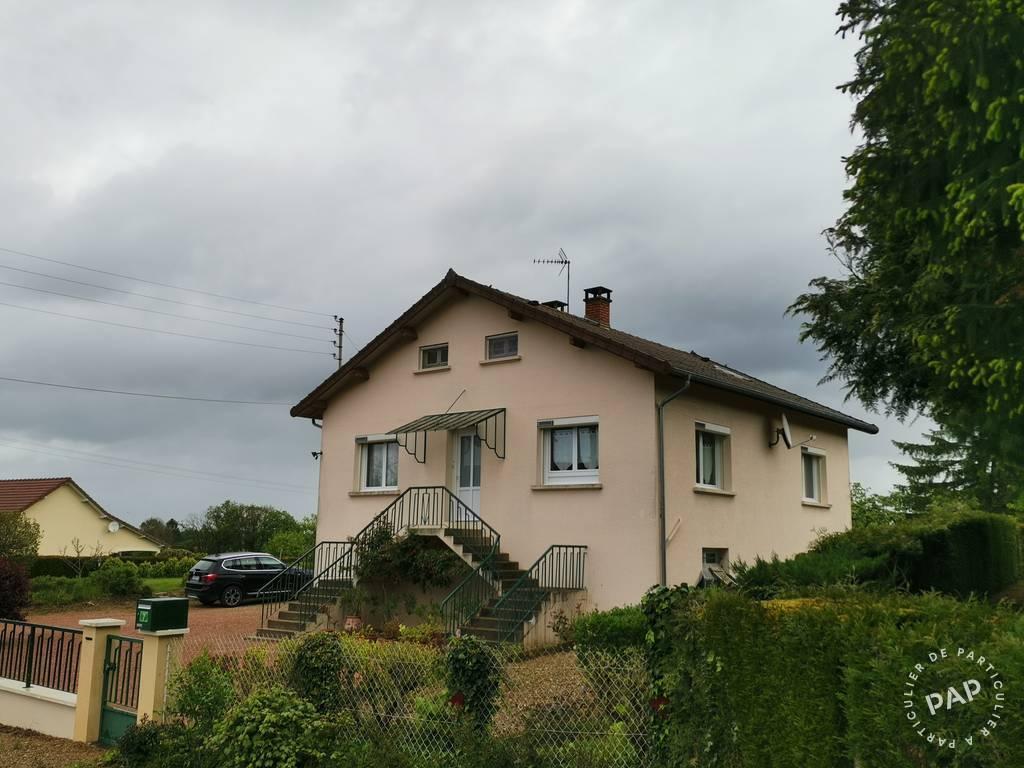 Vente maison 5 pièces Authumes (71270)