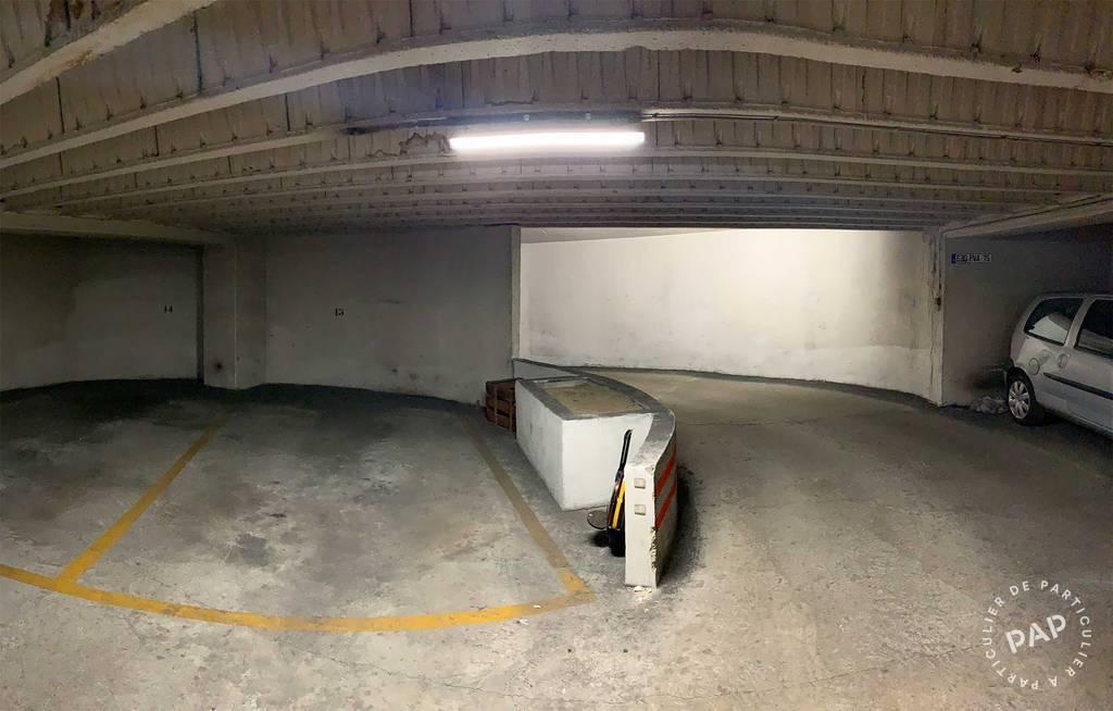 Location Garage, parking Paris 16E (75016)  250€