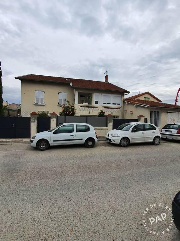 Vente Maison Tournon-Sur-Rhône (07300)