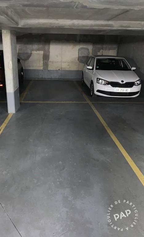 Vente Garage, parking Courbevoie (92400)