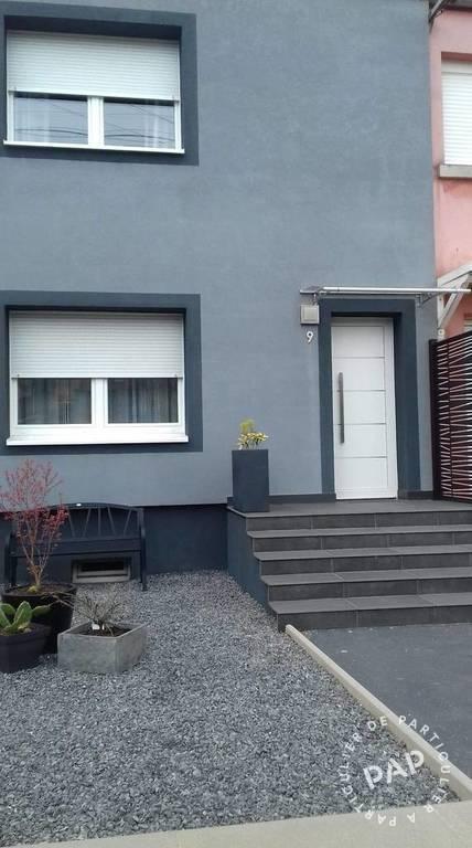 Vente Maison Aumetz (57710)