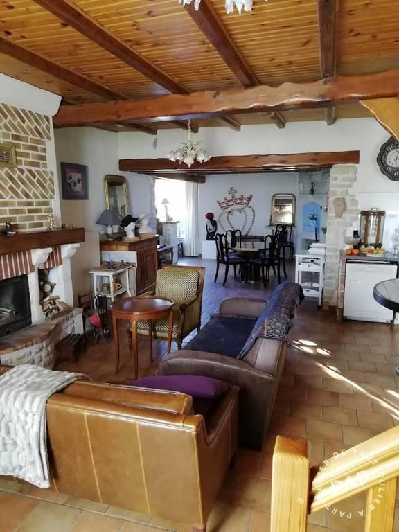 Vente Maison La Taillée (85450)