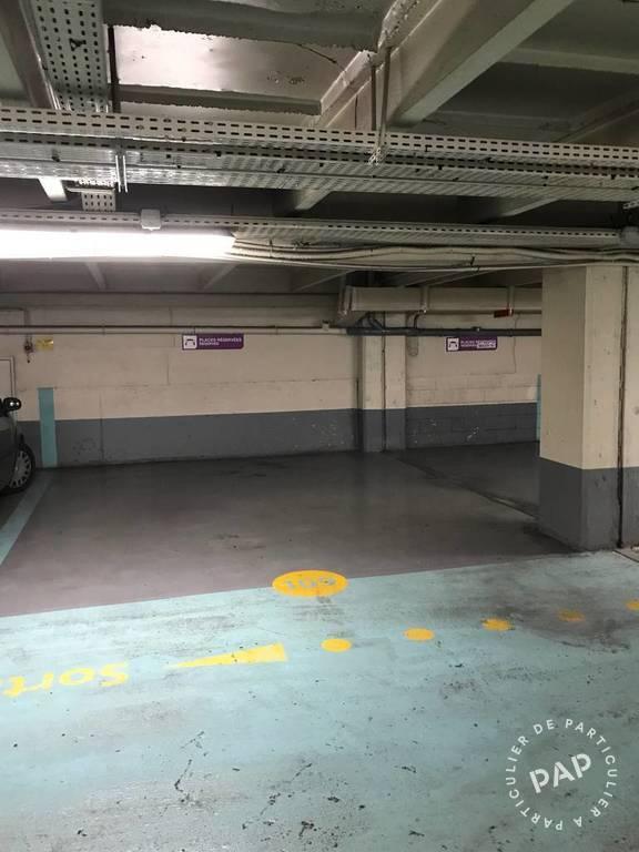 Vente Garage, parking Paris 9E