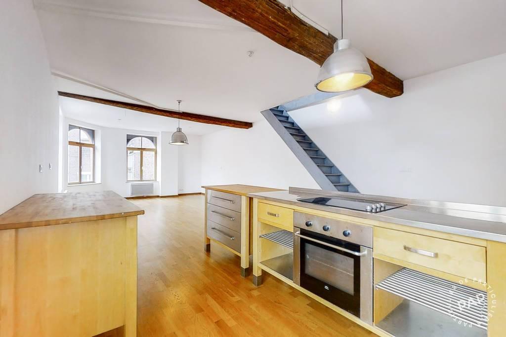 Vente immobilier 160.000€ Roubaix (59100)