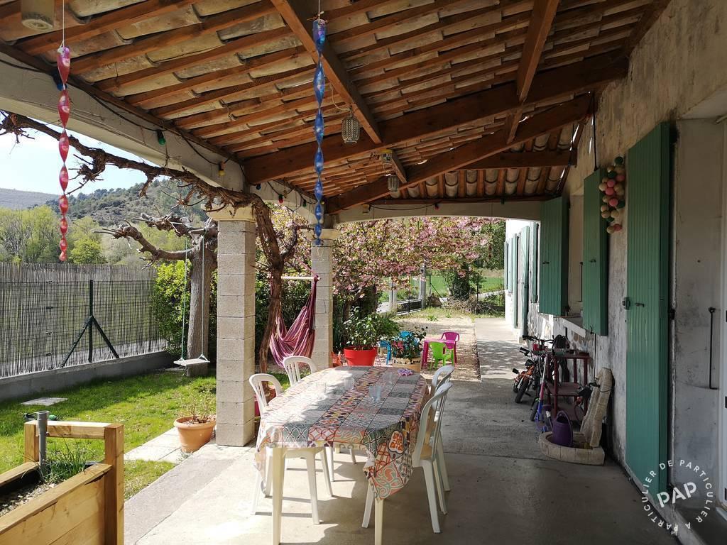 Vente immobilier 230.000€ Estoublon (04270)