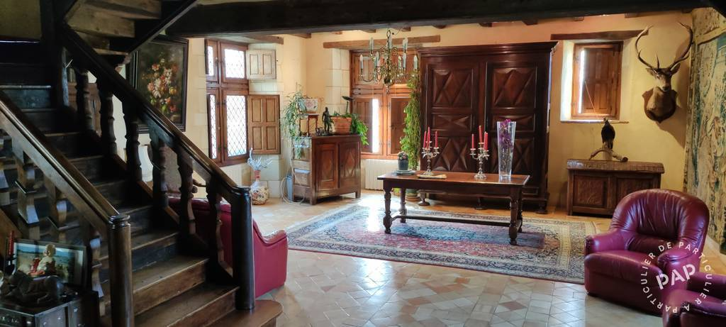 Vente immobilier 740.000€ Angers