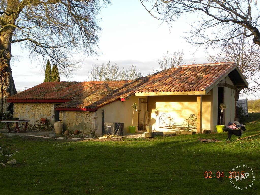 Vente immobilier 370.000€ Montaut (40500)