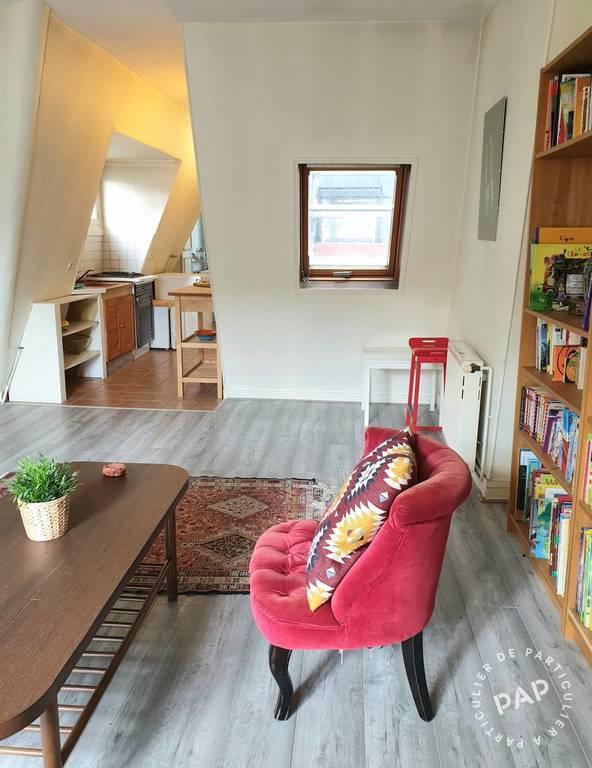 Appartement 575.000€ 47m² Paris 17E (75017)