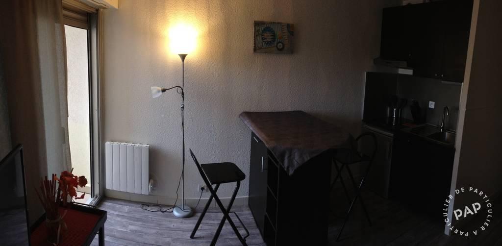 Appartement 520€ 23m² Montpellier (34000)