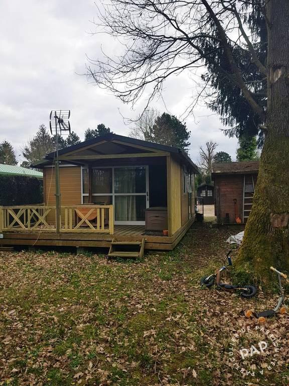 Chalet, mobil-home 48.000€ 40m² Saint-Illiers-La-Ville