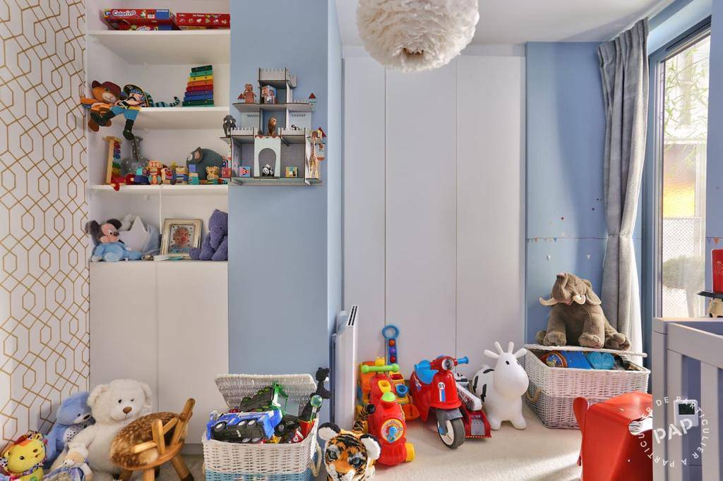 Appartement 998.500€ 80m² Paris 16E (75016)
