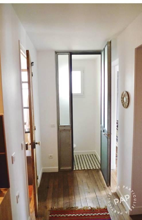 Appartement 1.790€ 57m² Paris 19E (75019)