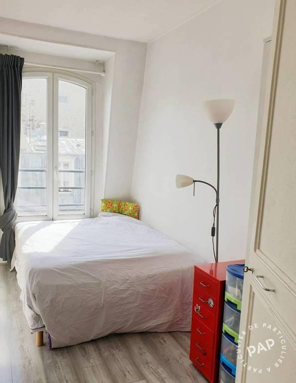 Vente Paris 17E (75017) 47m²