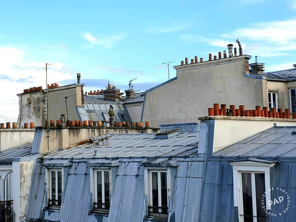 Immobilier Paris 17E (75017) 575.000€ 47m²