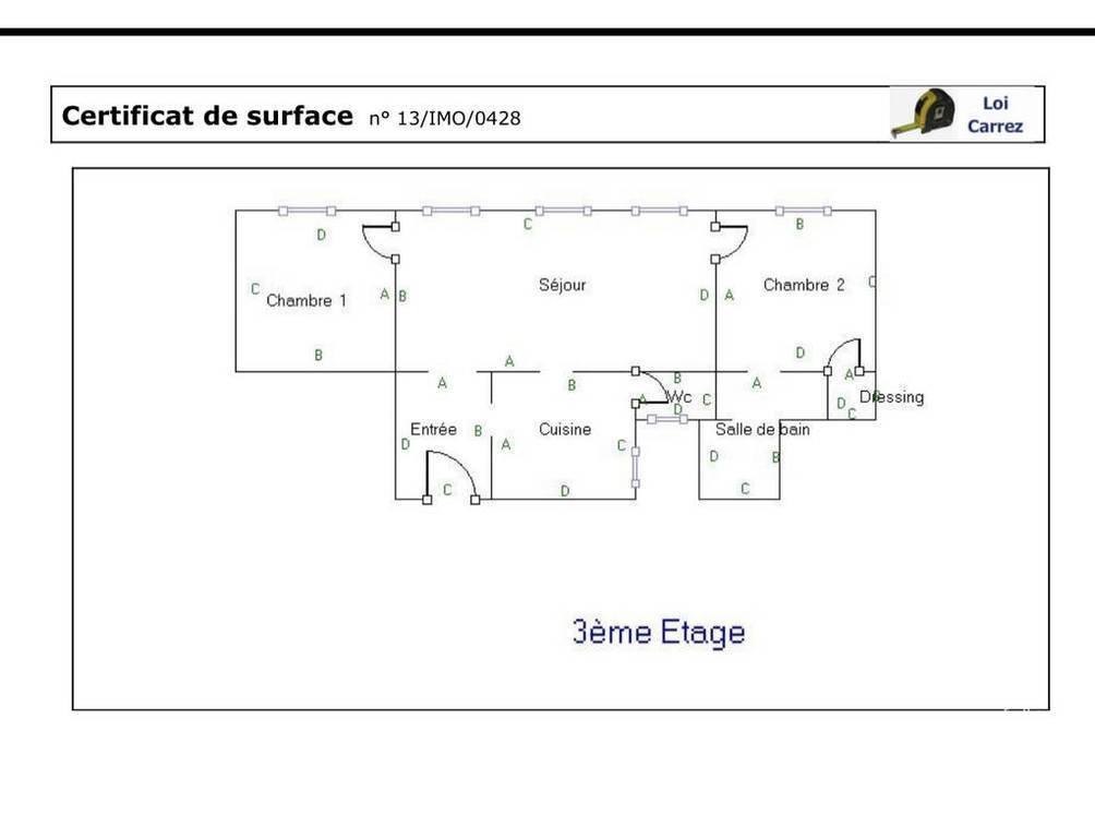 Immobilier Charenton-Le-Pont (94220) 604.000€ 66m²