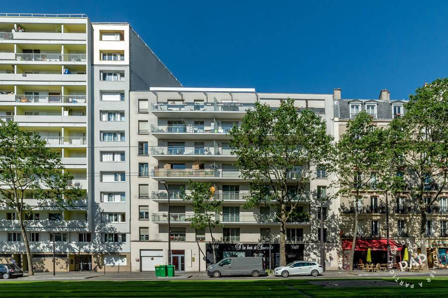 Immobilier Paris 20E (75020) 612.000€ 65m²