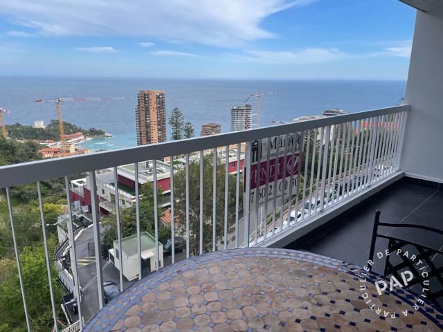 Immobilier + Loggia Face Mer 11 M² Beausoleil 278.000€ 40m²