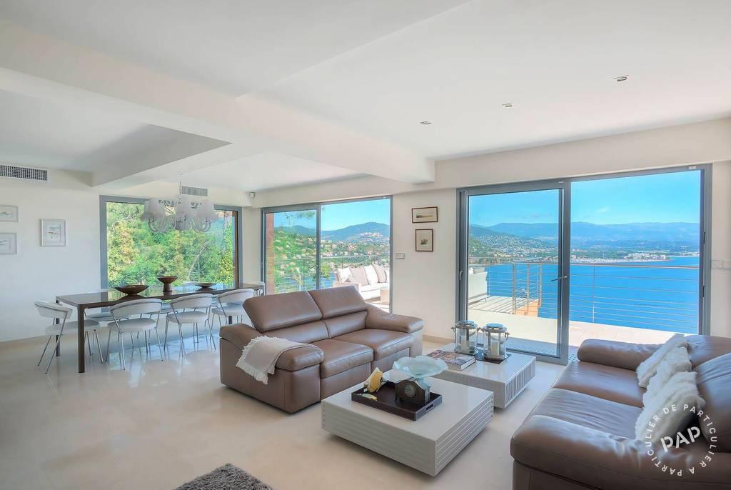 Immobilier Théoule-Sur-Mer (06590) 2.400.000€ 200m²