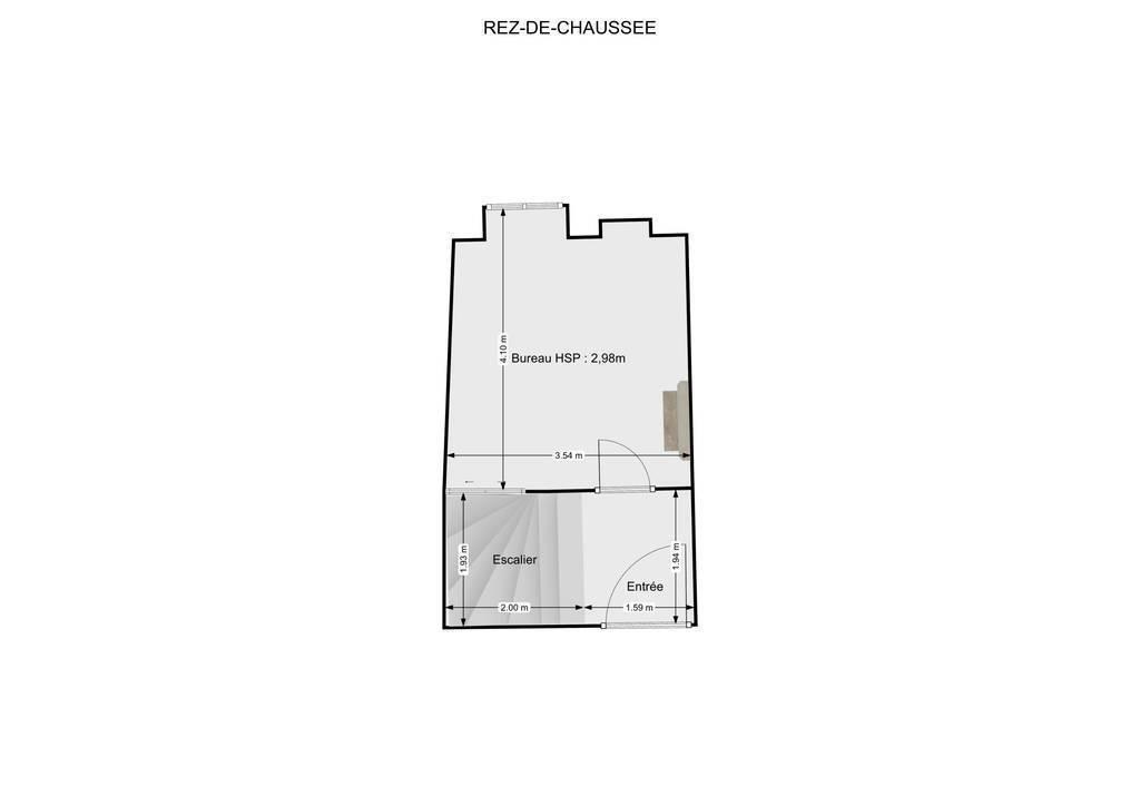 Vente Maison 10Km De Cergy Le Haut 83m² 214.000€