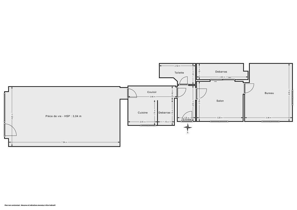 Vente et location Fonds de commerce A 30 Minutes De Chambéry 45m² 39.000€
