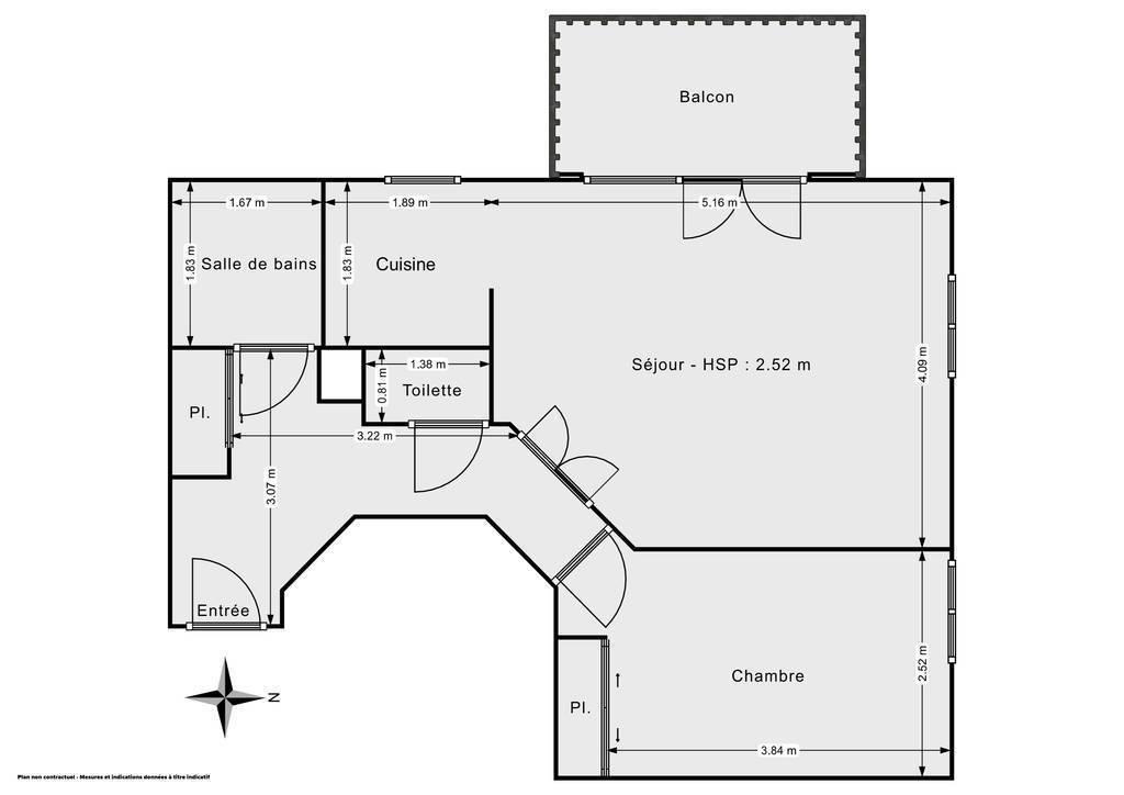 Vente immobilier 230.000€ Lyon 9E (69009)