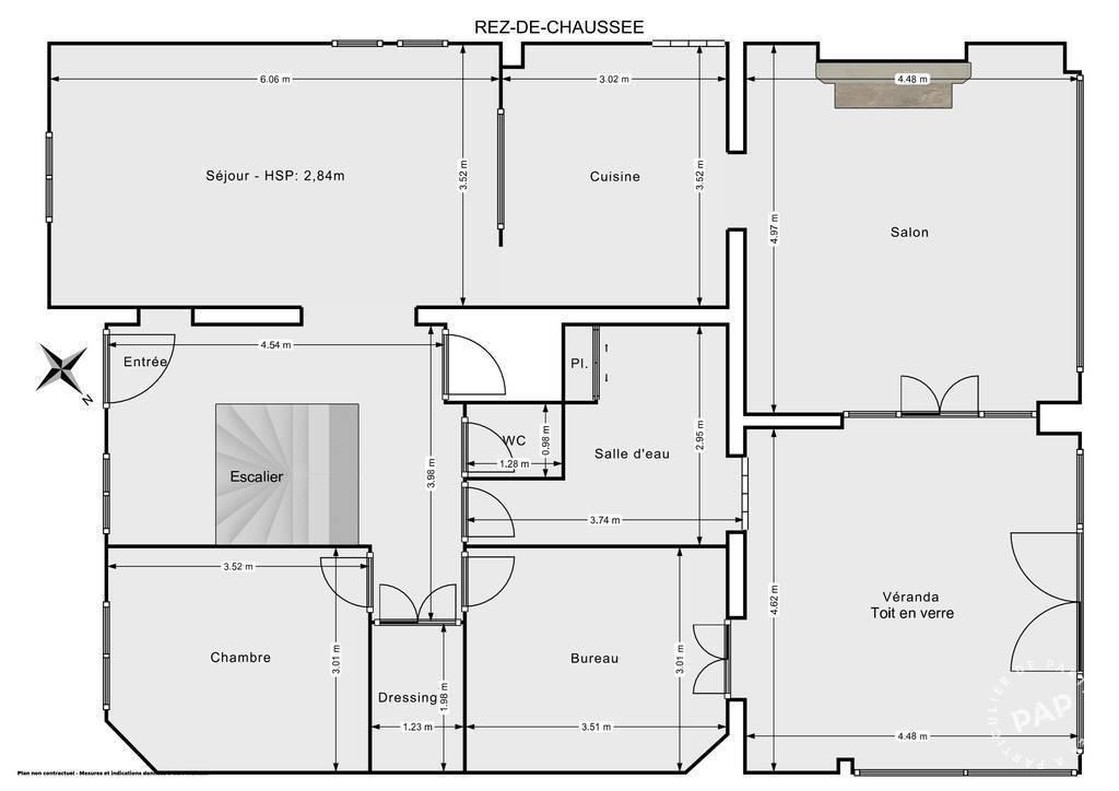 Maison Vitry-Sur-Seine (94400) - A 400 M Du Rer. 990.000€