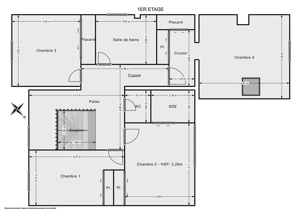 Vente Maison 208m²