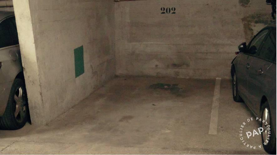 Vente Garage, parking Paris 5E (75005)  40.000€