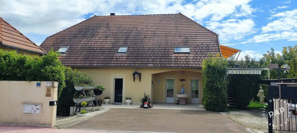 Vente Maison Bouranton (10270) 330m² 460.000€