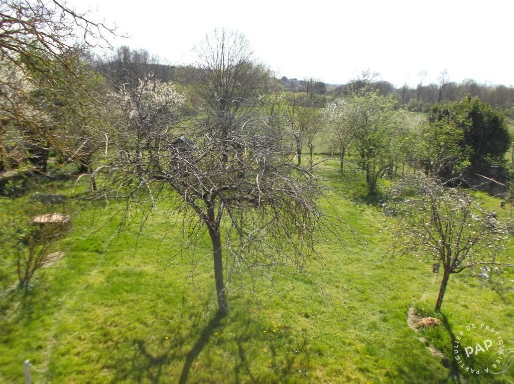 Vente Maison La Guerche-Sur-L'aubois (18150) 80m² 100.000€