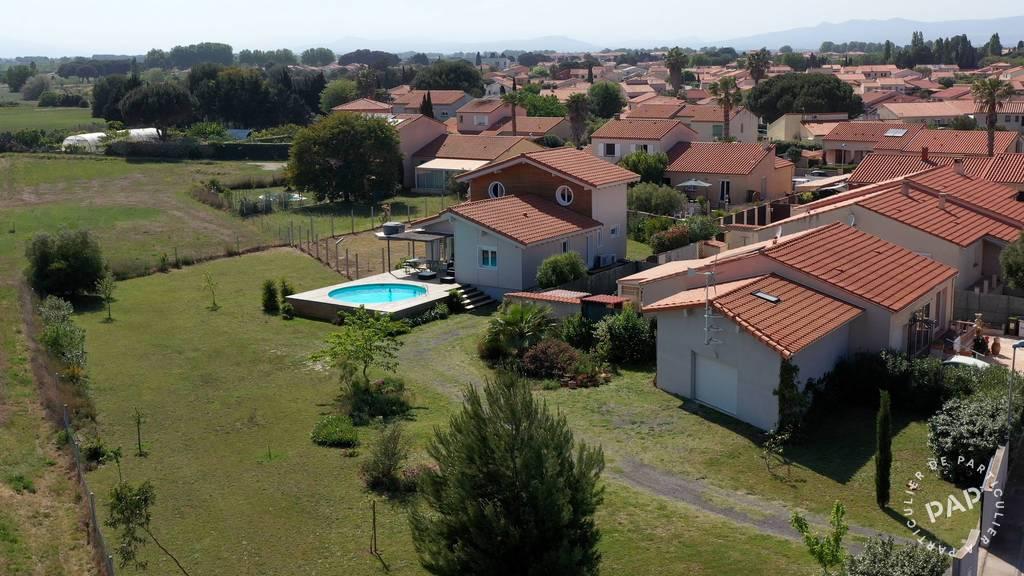 Vente Maison Saint-Laurent-De-La-Salanque (66250) 140m² 460.000€