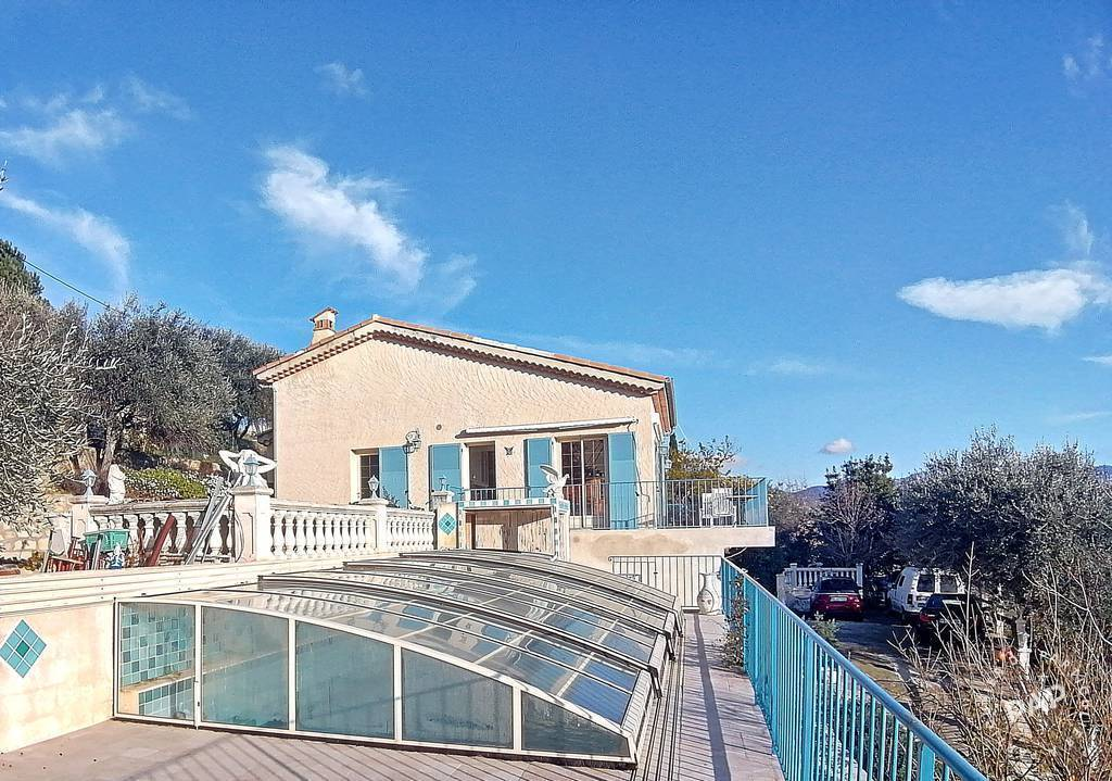 Vente Maison Contes (06390) 242m² 619.500€