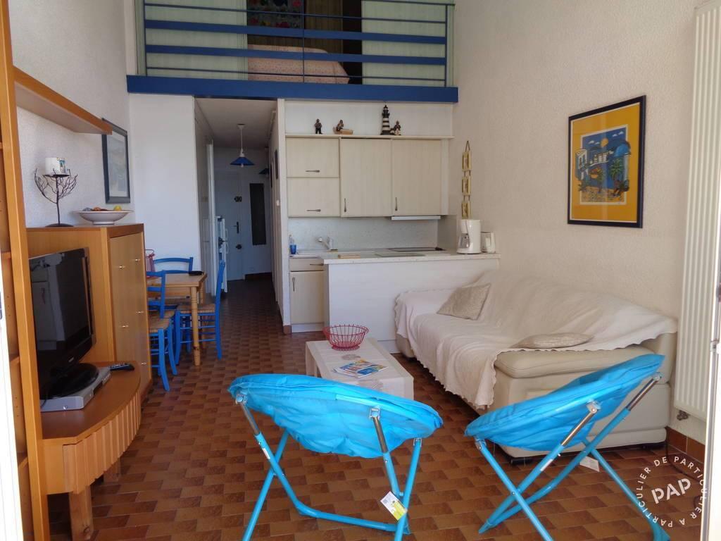 Vente Appartement Agde (34300) 58m² 150.000€