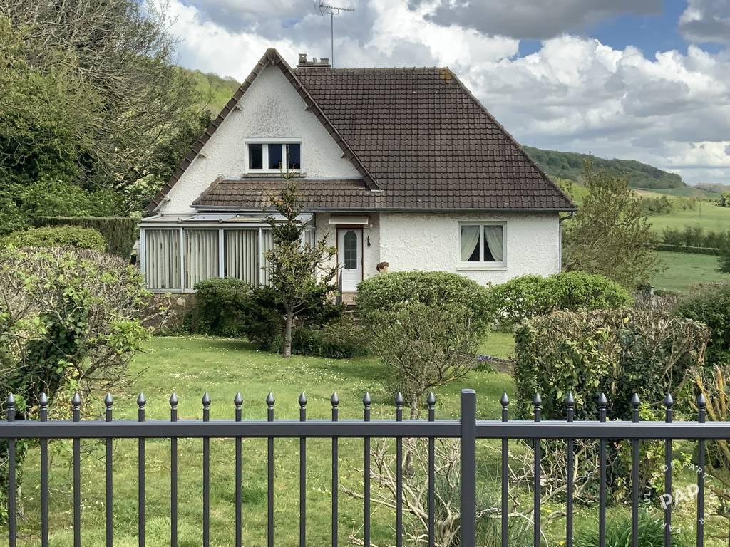 Vente maison 5 pièces Bouttencourt (80220)