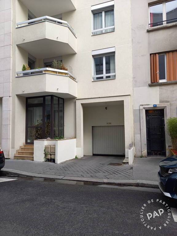 Vente Garage, parking Paris 11E 11m² 27.000€