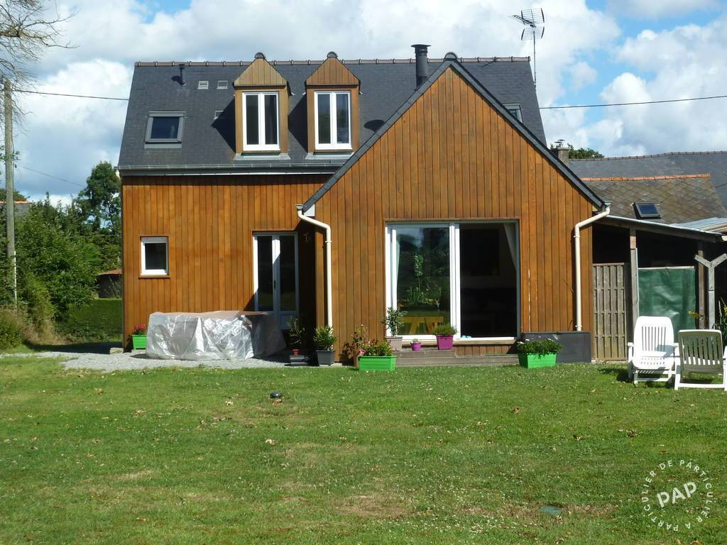 Vente maison 4 pièces Les Champs-Géraux (22630)