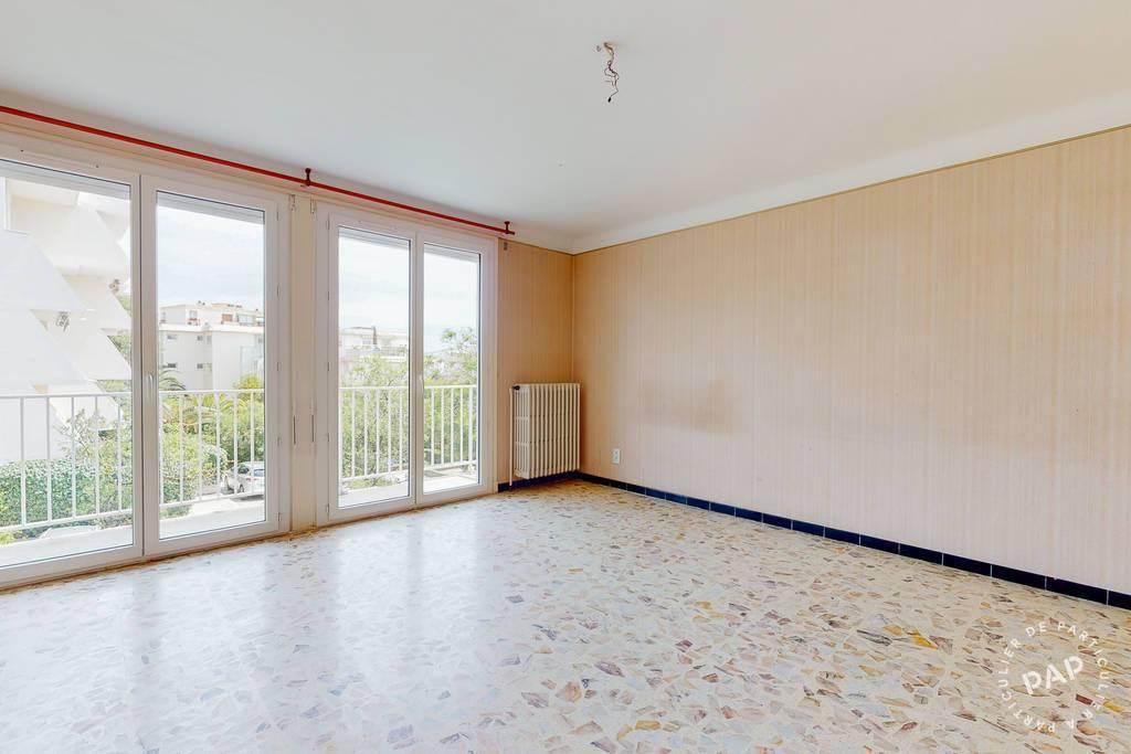 Vente Appartement Sète (34200) 67m² 215.000€