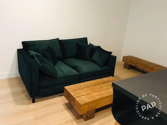 Location Appartement Paris 18E (75018) 38m² 1.140€