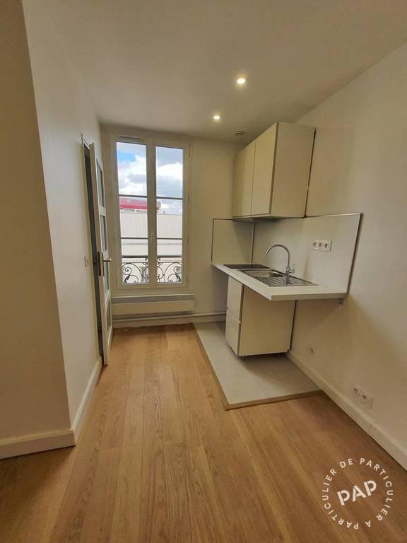 Vente Appartement Paris 16E (75016) 11m² 165.000€