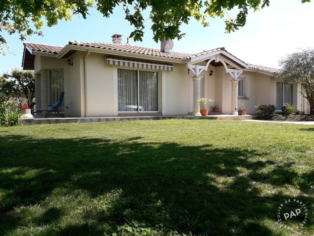 Vente maison 6 pièces Gujan-Mestras (33470)