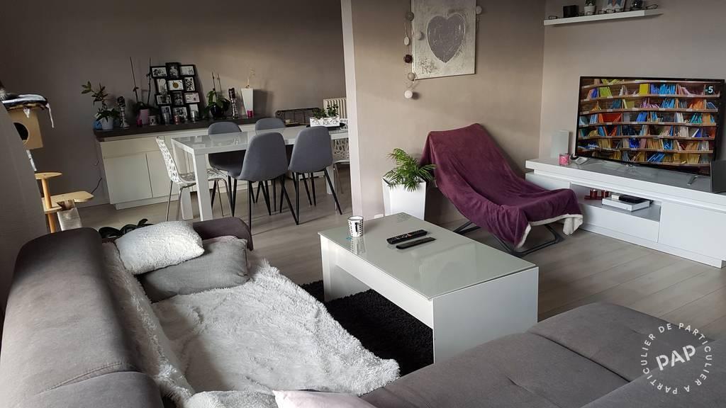 Vente Appartement Saint-Brieuc (22000) 93m² 190.000€